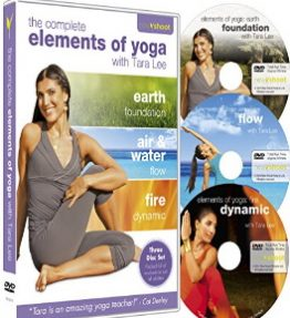 Elements of Yoga Course - Tara Lee