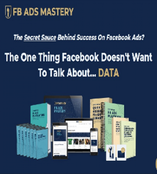Jeff Sauer – FB Ads Complete Data Master Package