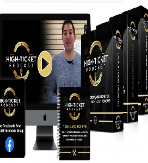 Omar Elattar – High Ticket Podcast Accelerator