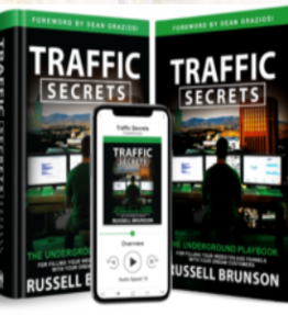 Russell Brunson – Traffic Secrets