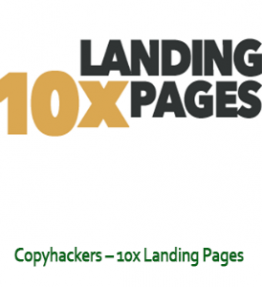 Copy Hackers - 10x Landing Pages