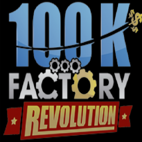 Steve Clayton and Aidan Booth - 100k Factory