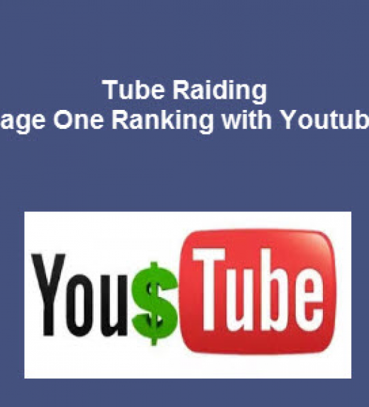 Tube Raiding – Page One Ranking with YouTube