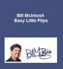 Bill McIntosh - Easy Little Flips
