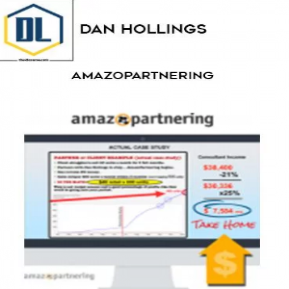 Dan Hollings – AmazoPartnering